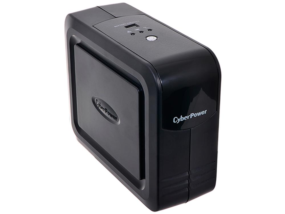 ИБП CyberPower DX850E 850VA/490W (3 EURO)*