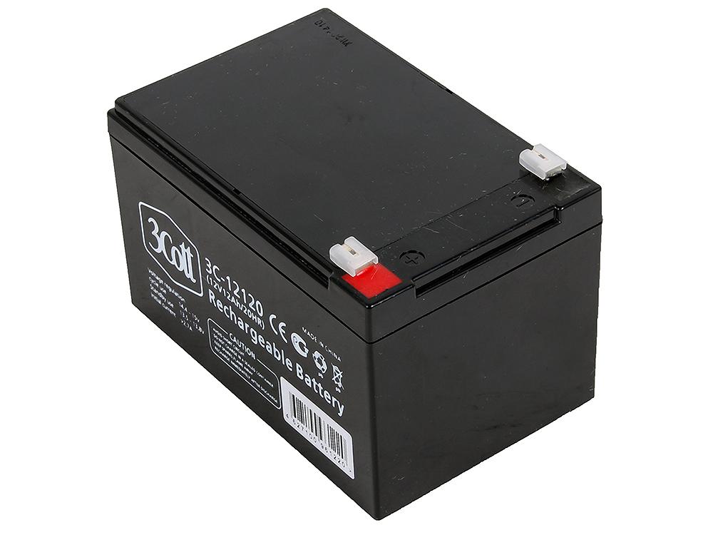 3C-12120 аккумуляторная батарея для ибп 3cott 3c 12120 5s 3c 12120 5s