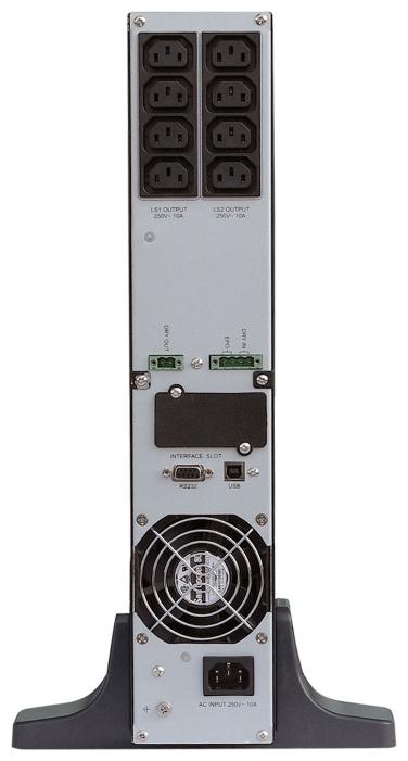 ИБП Ippon Innova RT 2000 2000VA/1800W RS-232,USB, Rackmount/Tower (8 x IEC)