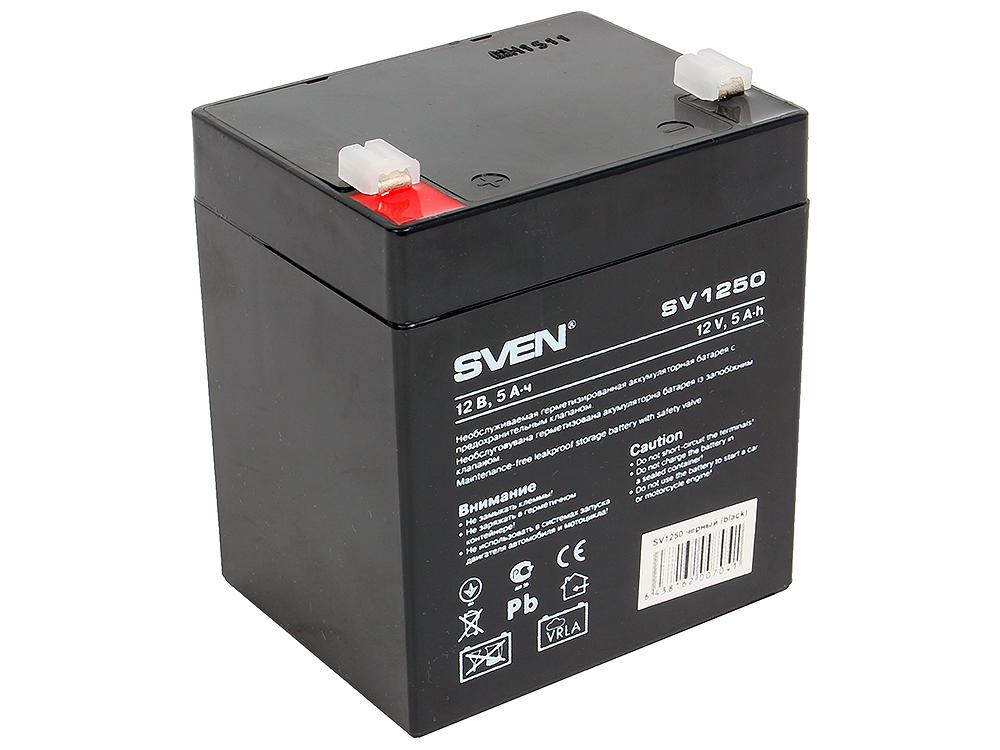 Аккумулятор SVEN SV 12V 5Ah аккумулятор