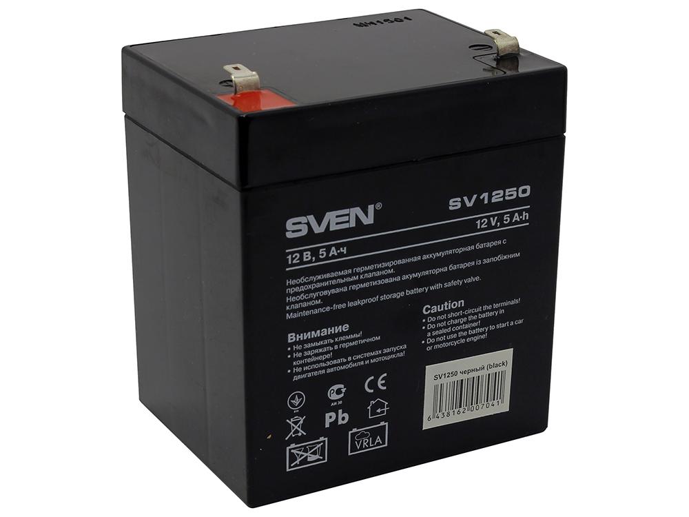 Аккумулятор CyberPower 12V5Ah