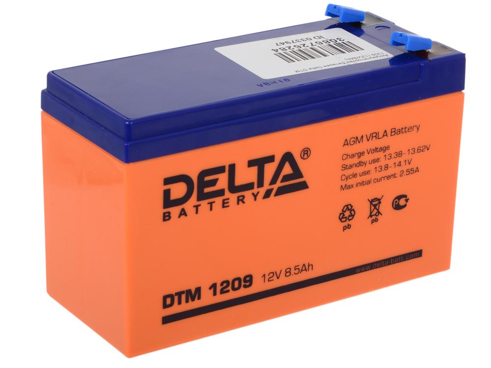 DTM 1209 батарея delta dtm 1209 12v 8 5ah