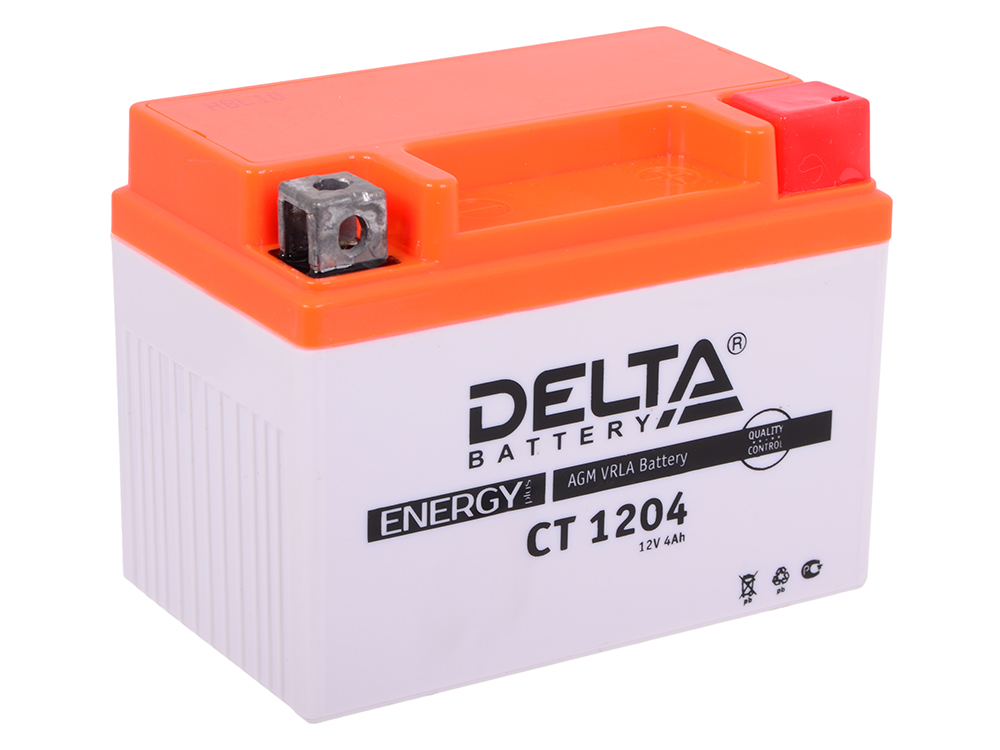 CT 1204 Delta Аккумуляторная батарея