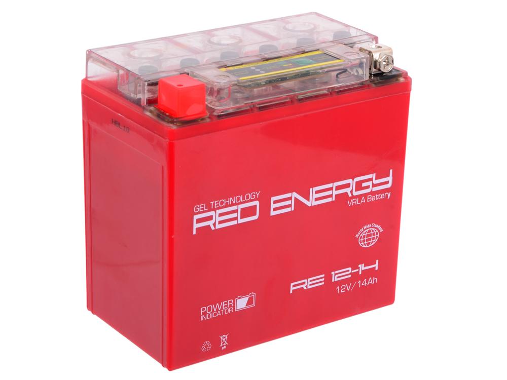 RE 12-14 Red Energy Аккумуляторная батарея