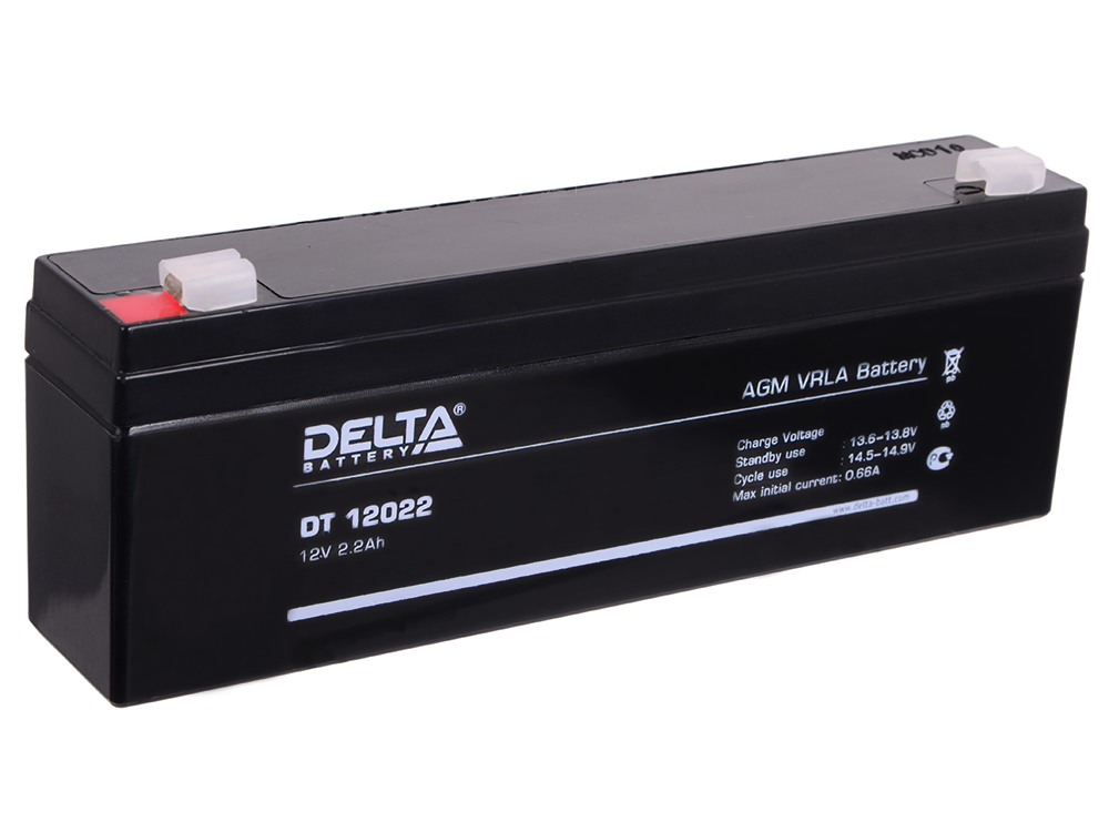 DT 12022 delta battery dt 1207 12v 7ah
