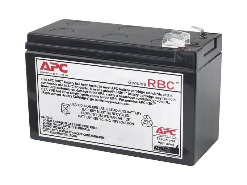 все цены на Батарея APC RBC110