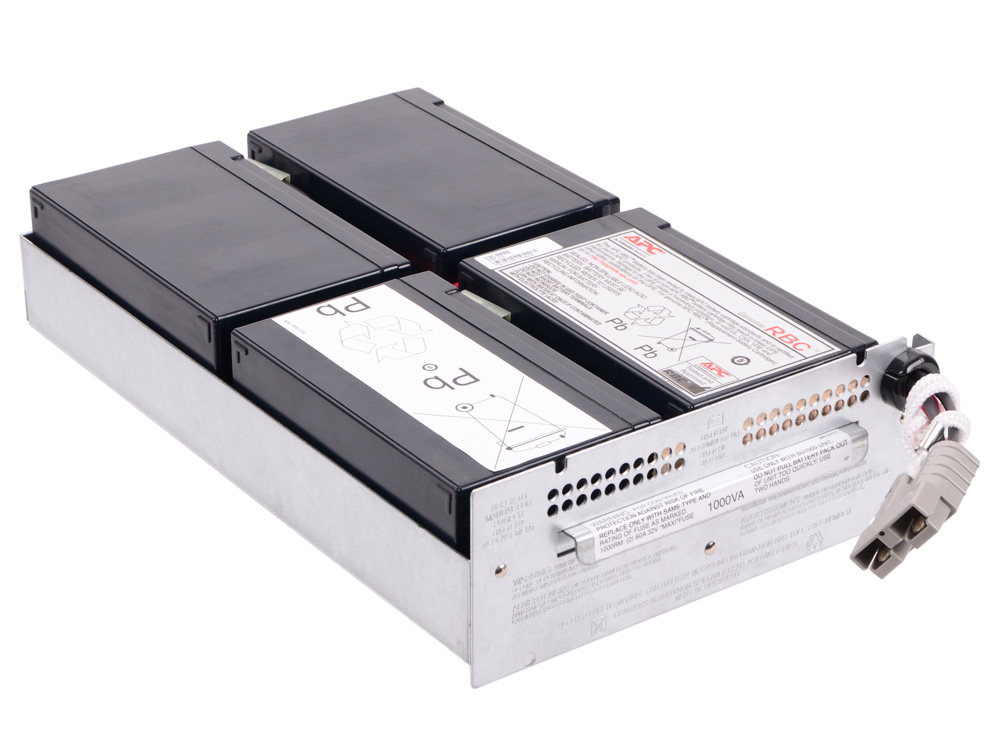 Батарея APC SU1000RM2U, SU1000RMI2U [RBC23] батарея apc rbc117