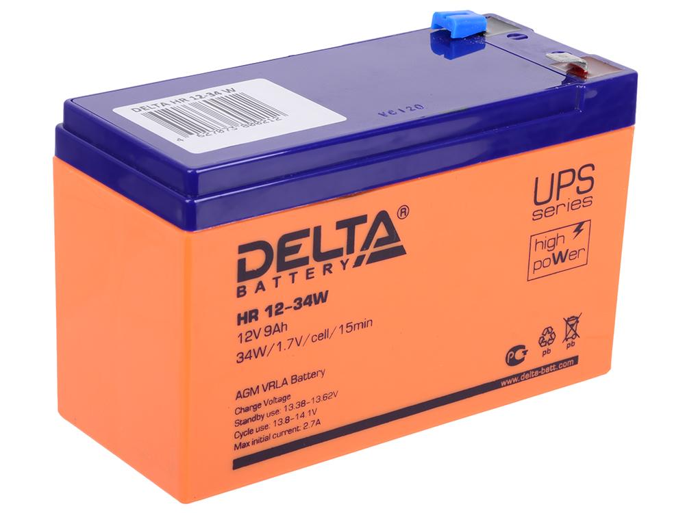 HR 12-34 W battery delta hr12 12 12a hs 12w