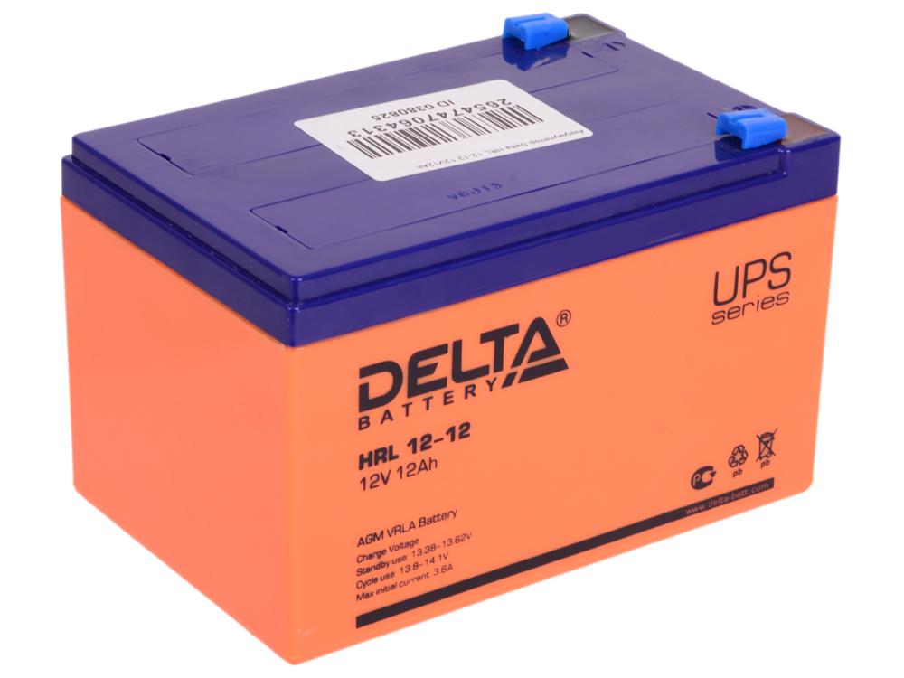HRL 12-12 battery delta hr12 12 12a hs 12w