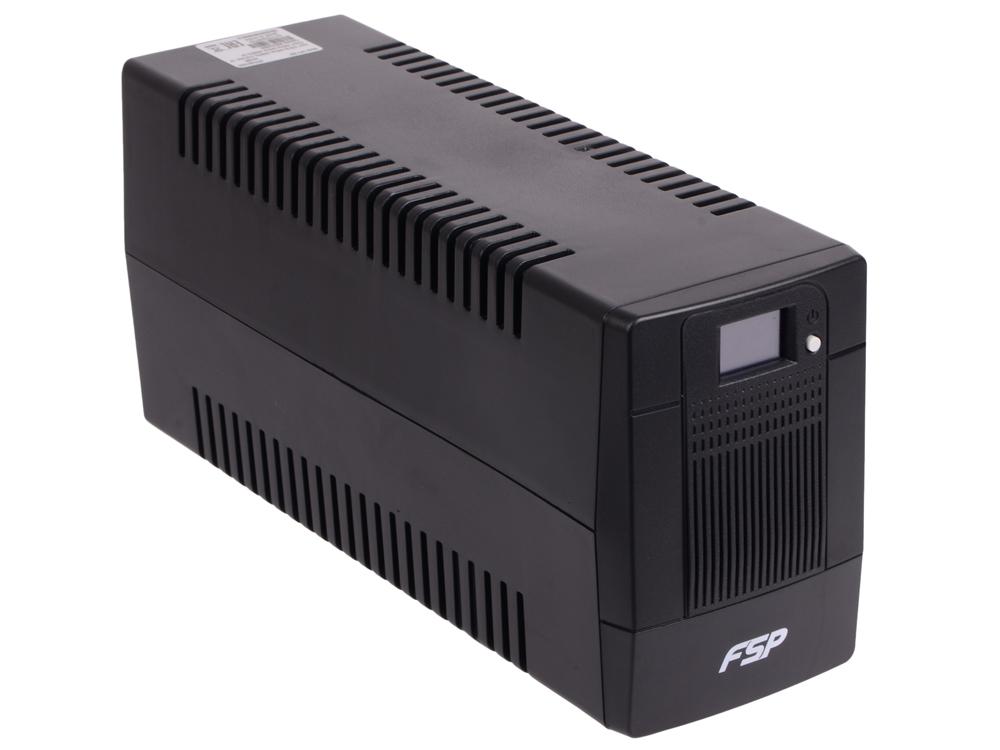 ИБП FSP DPV 850 850VA/480W (4 IEC) цена и фото