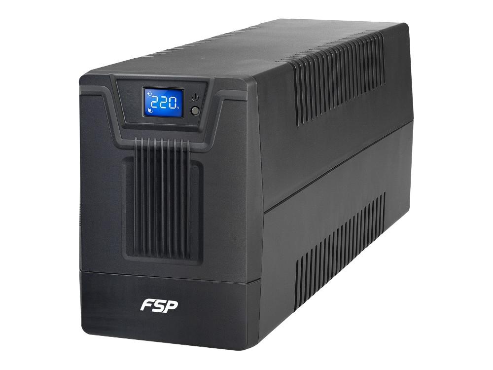 ИБП FSP DPV 1000 1000VA/600W (4 IEC)