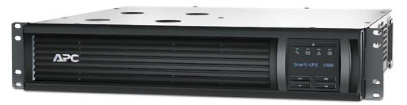 ИБП APC Smart-UPS SMT 1500VA 1000W SMT1500RMI2UNC ибп apc smart 1500va usb lcd smt1500rmi2u