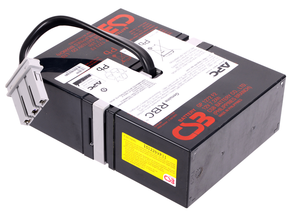 Батарея APC BR1000I BR800I RBC32