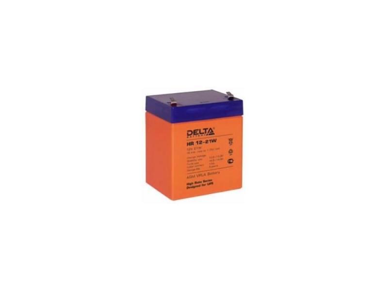 цена на Батарея Delta HR 12-21W 5Ач 12B