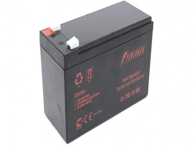 Батарея Powerman CA1290 PM/UPS 12V/9AH батарея powerman ca12120 ups 12v 12ah