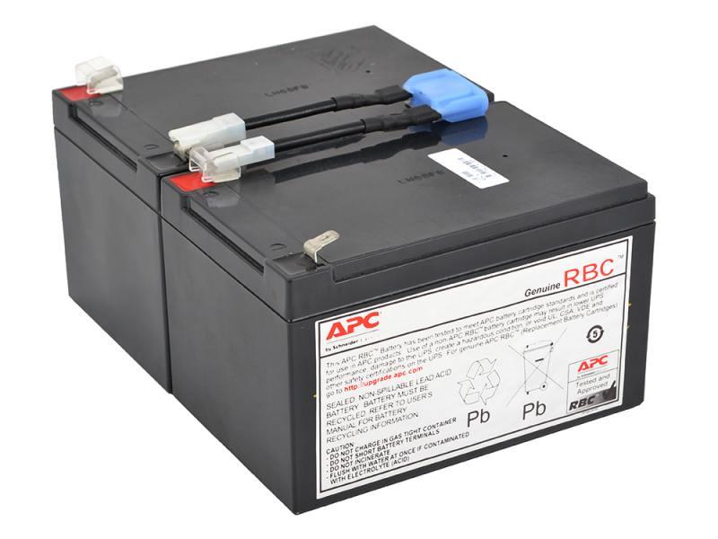 Батарея для ИБП APC RBC6 12В/12А батарея для ибп yuasa np18 12 12в 17 2ач