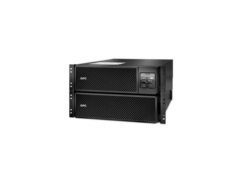 ИБП APC SMART SRT RM 10000VA SRT10KRMXLI ибп apc smart ups srt 2200va 1980w черный srt2200rmxli nc