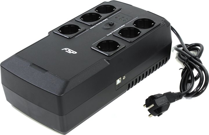 ИБП FSP AGA 800 800VA/480W (3+3 EURO)