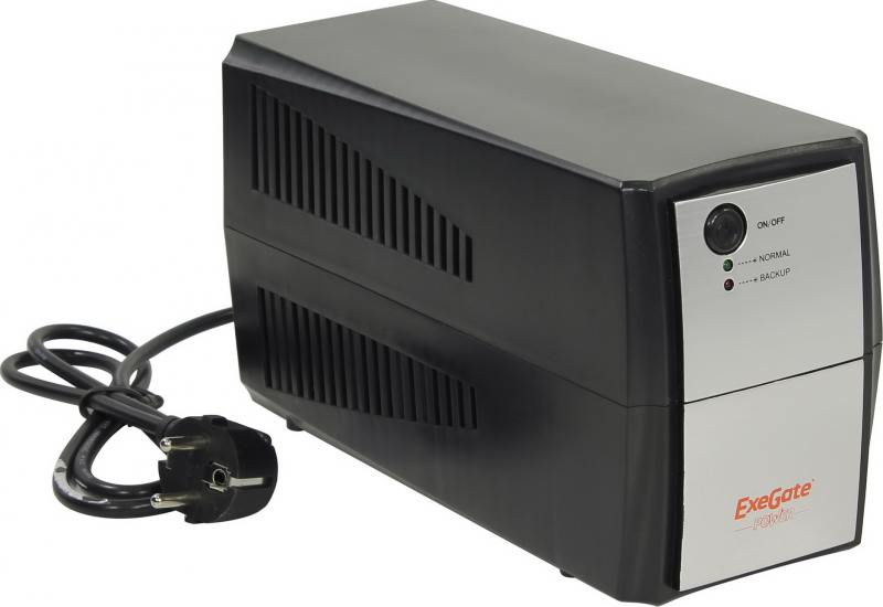 ИБП Exegate Power Back BNB-400 EP254851RUS