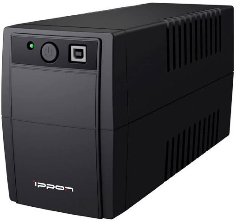 ИБП IPPON BACK BASIC 650 Euro черный