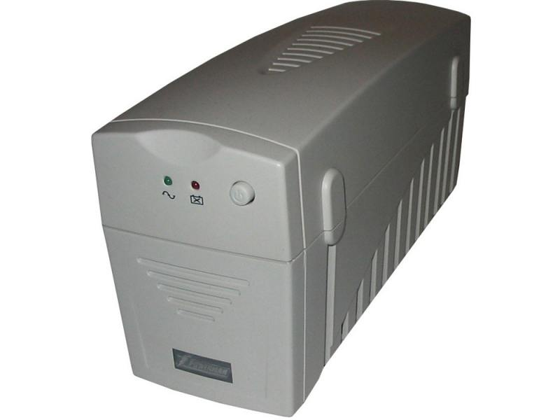 ИБП Powerman Back Pro 600 Plus 600VA 390Вт