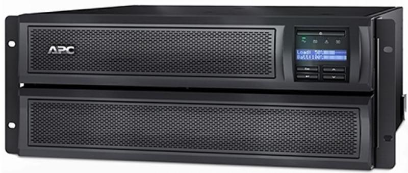 ИБП APC SMART X SMX2200HVNC 2200VA черный ибп apc smart rt 2200va srt2200xli