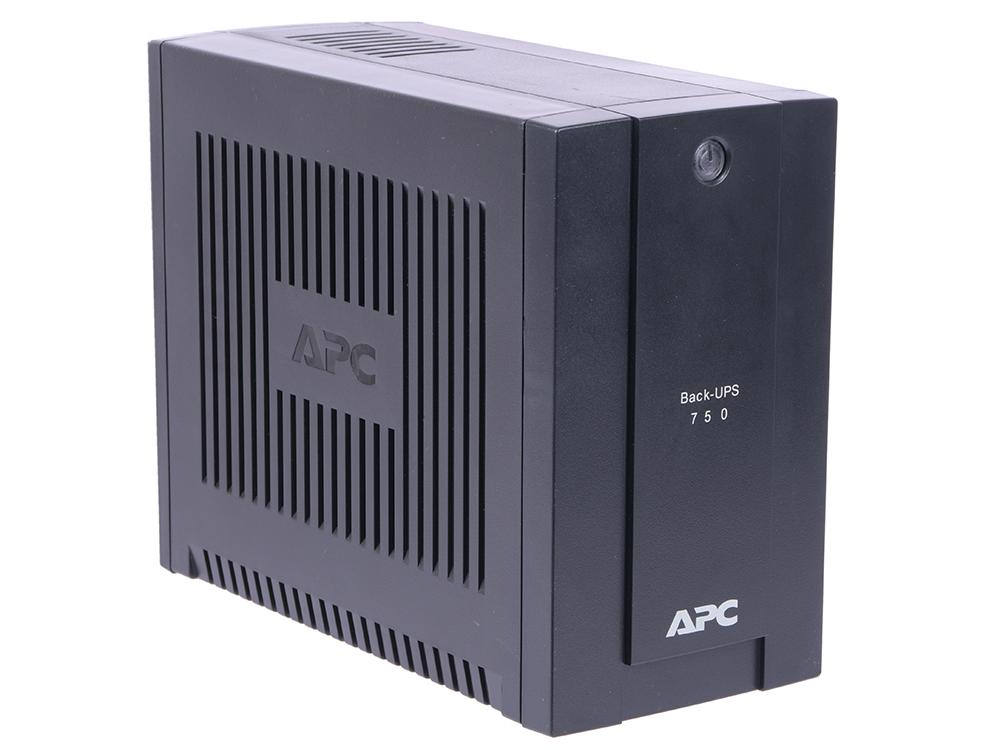 ИБП APC BC750-RS ибп apc br1200g rs