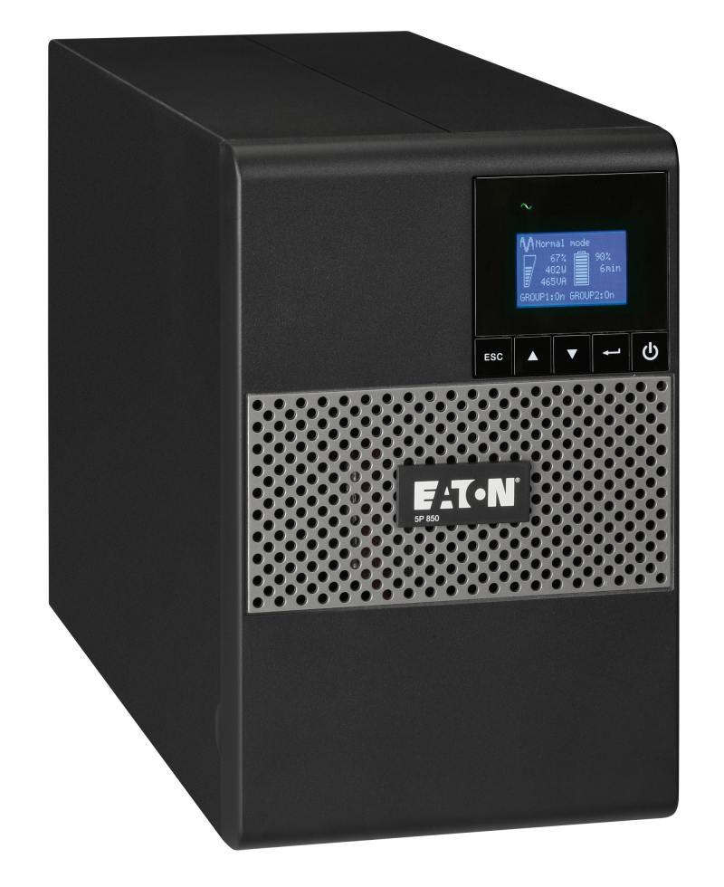 все цены на ИБП Eaton 5P 5P1550I 1550VA черный онлайн
