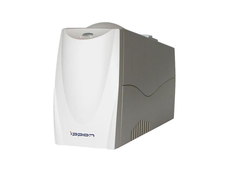 ippon back office 600 va ИБП IPPON BACK COMFO Pro 600VA черный