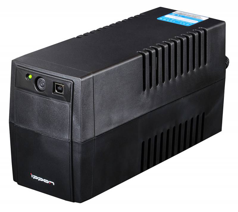 ИБП Ippon Back Basic EURO 650 650VA/360W USB (2 EURO)