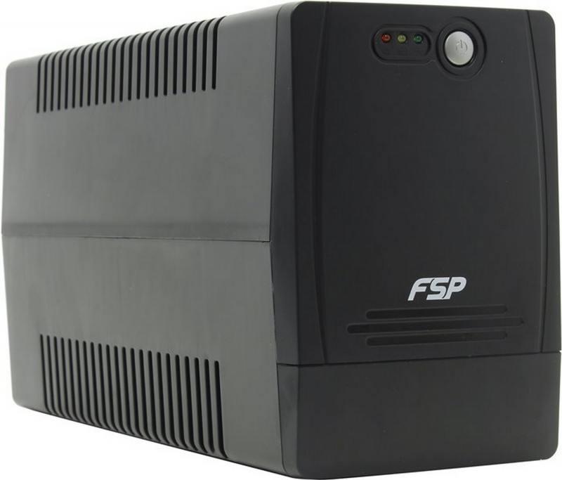 ИБП FSP DP 1000 1000VA/600W (4 EURO)