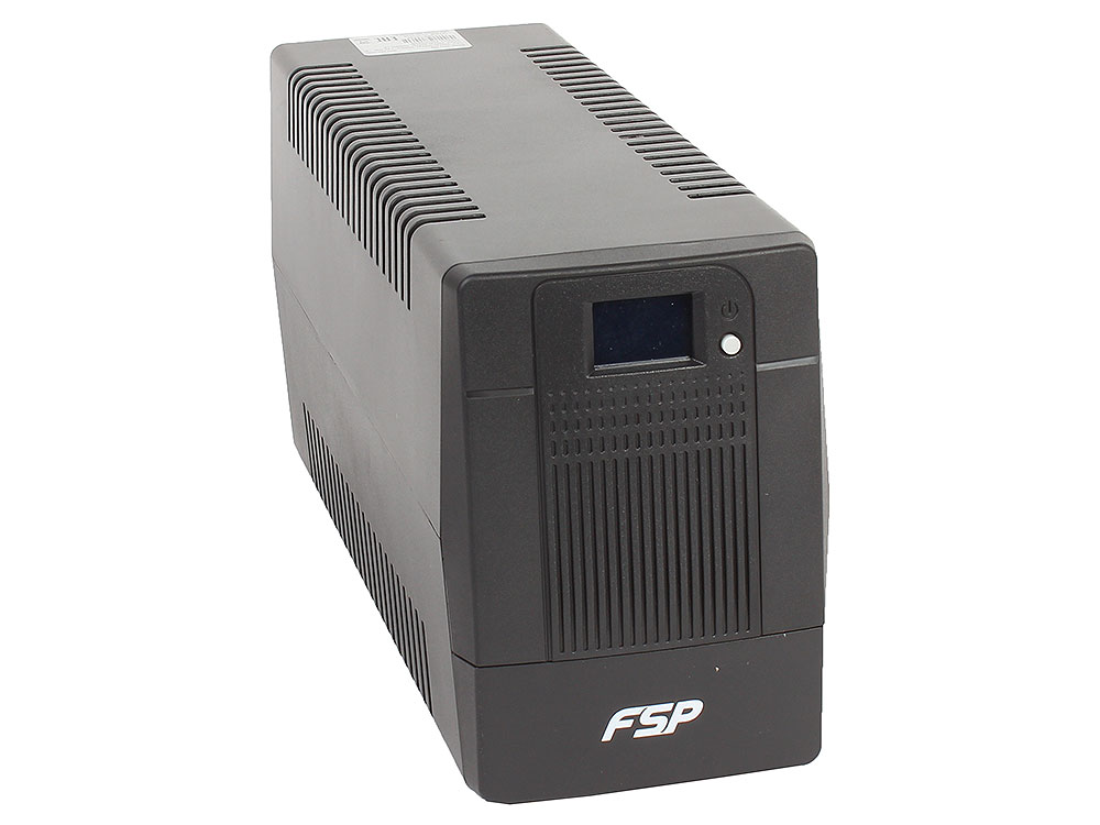 ИБП FSP DPV 650 650VA/360W LCD Display (2 EURO) цена и фото