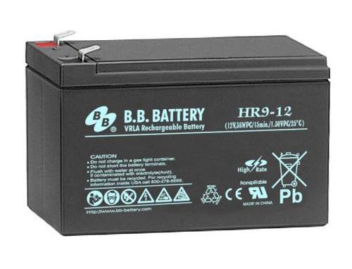 Батарея B.B. Battery HR9-12 9Ач 12B hd 12b