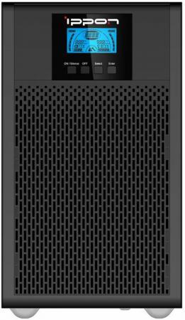 ИБП Ippon Innova G2 3000 3000VA/2700W RS-232,USB (8 x IEC) ибп cyberpower pr1000elcd 1000va 900w usb rs 232 epo snmpslot rj11 45 8 iec