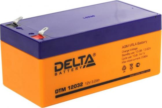 Батарея Delta DTM 12032 3.2Ач 12B dtm 1217