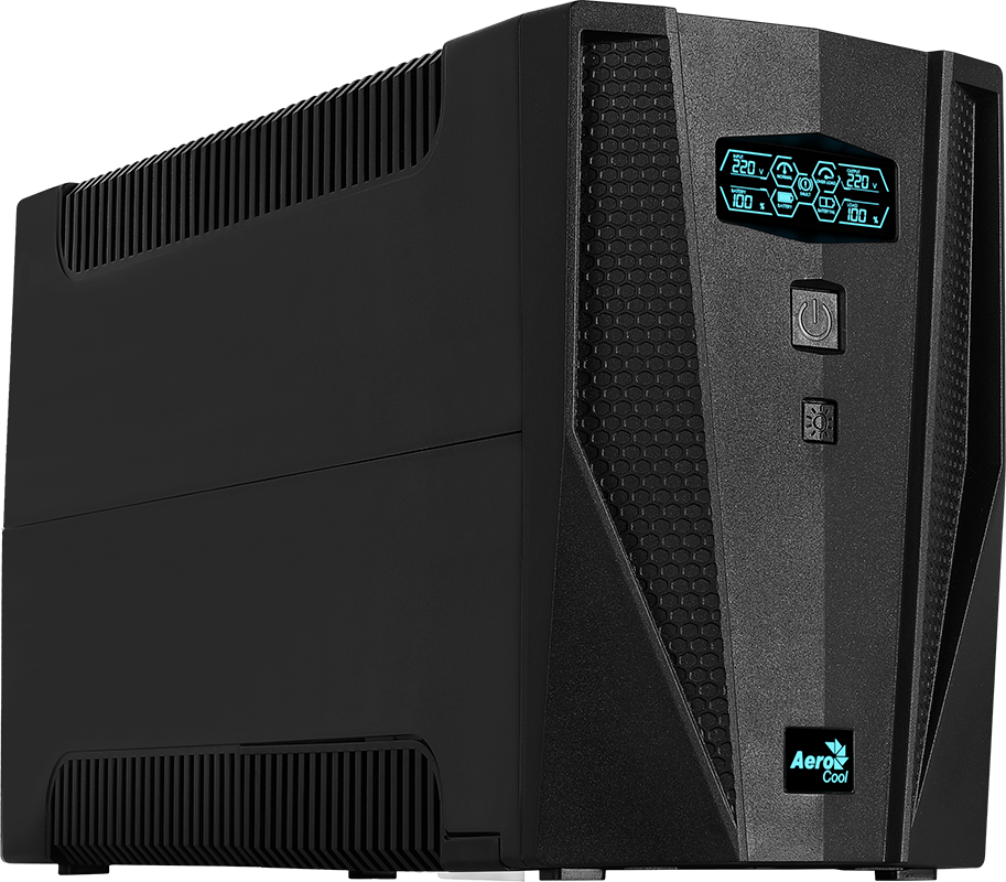Aero Shield C2000 mink keer black xl