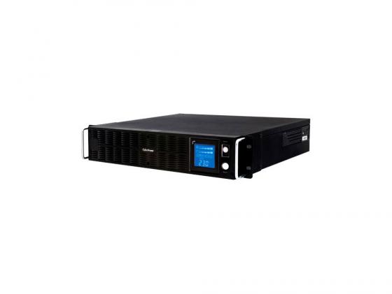 ИБП CyberPower 2200VA PR 2200 LCD XL 2Unit line-interactive PR2200ELCDRTXL2U черный цены
