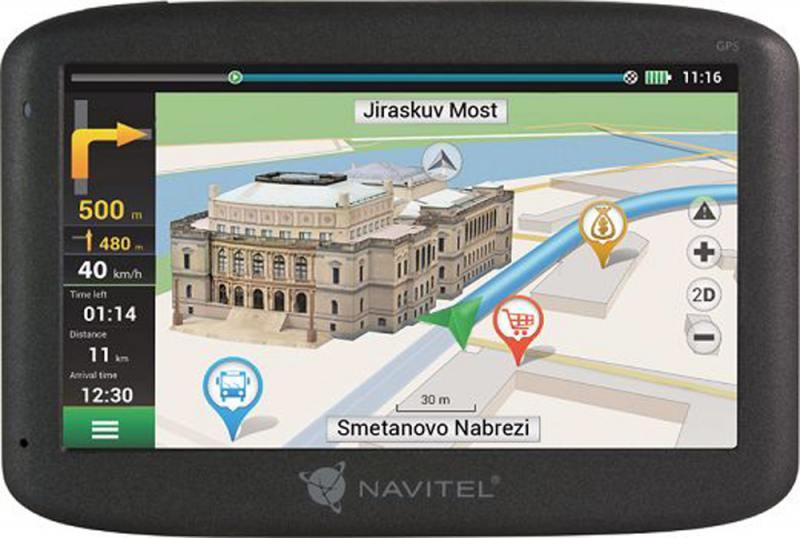 Навигатор Navitel E500 5