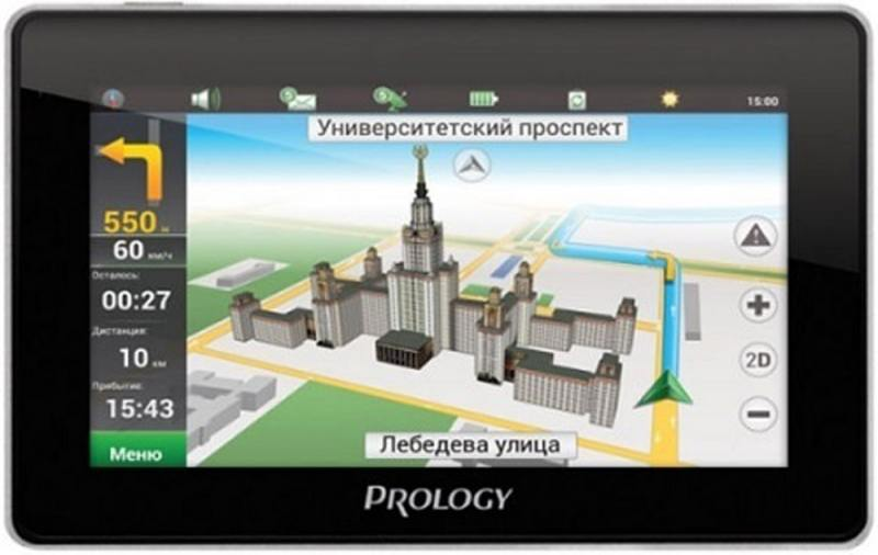 Навигатор Prology iMAP-4800 Навител 4.3 480х272 microSD черный new 7 touch screen digitizer glass for prology imap 7200tab tablet pc