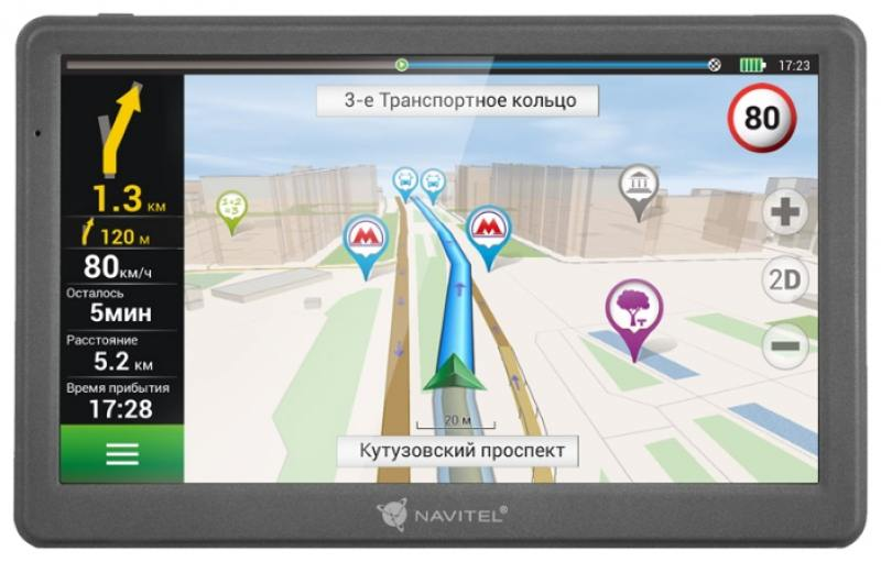 Навигатор Navitel E700 7