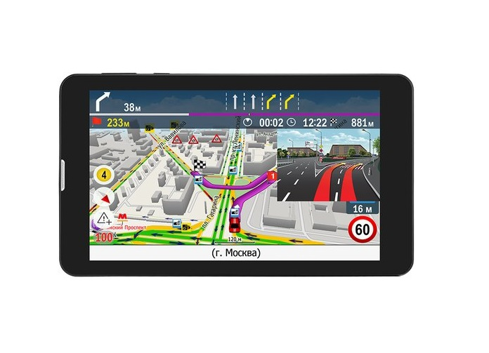 Навигатор Prestigio GPS GeoVision Tour 4 7'',IPS,1024x600,Android 8.0 (RVPGPS7800CIS08GBPG) lcd display screen matrix for prestigio geovision 5300bt gps replacement free shipping