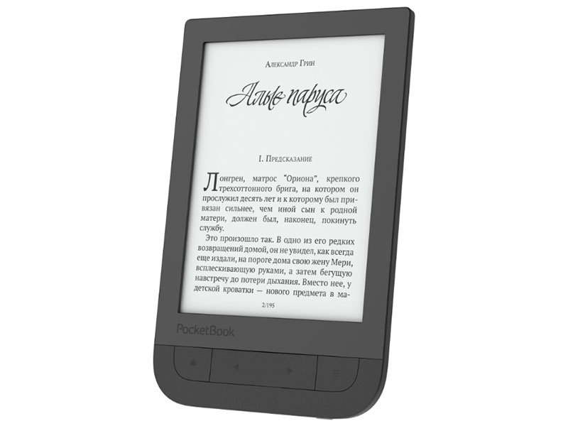 Электронная книга PocketBook 631 Touch HD 6