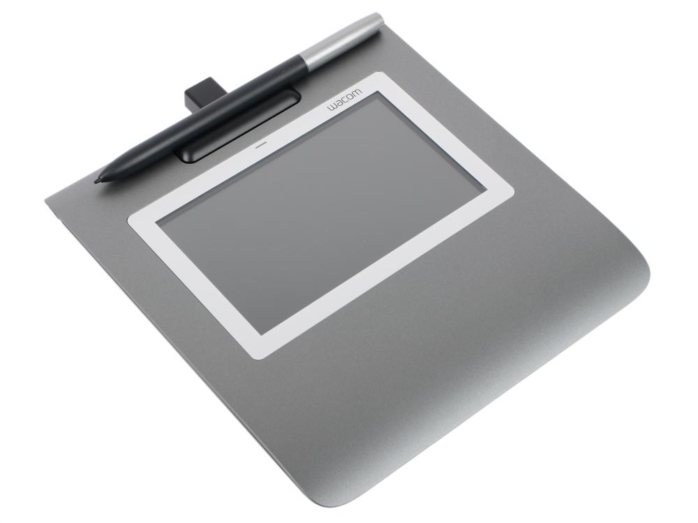 Графический планшет Wacom STU-530 графический планшет trust panora
