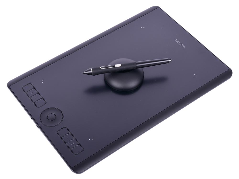 Графический планшет Wacom Intuos Pro Medium PTH-660-R