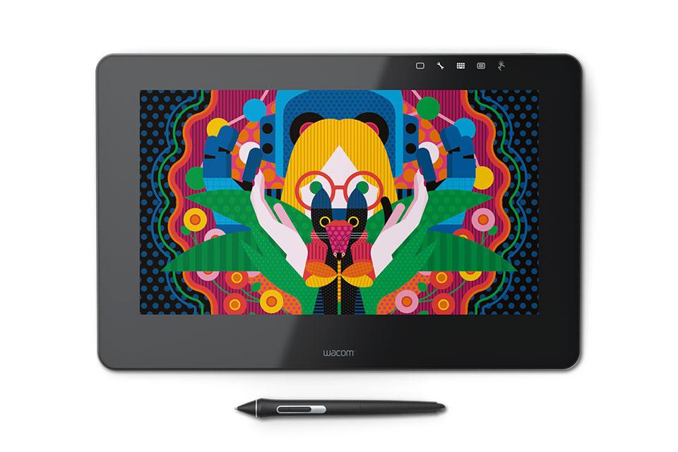 Графический планшет Wacom Cintiq Pro 13 FHD DTH-1320-EU