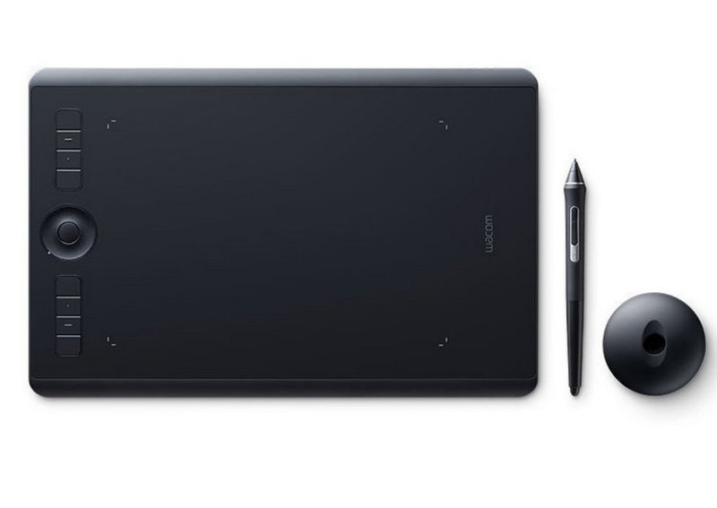 Графический планшет Wacom Intuos Pro Large PTH-860-R планшет