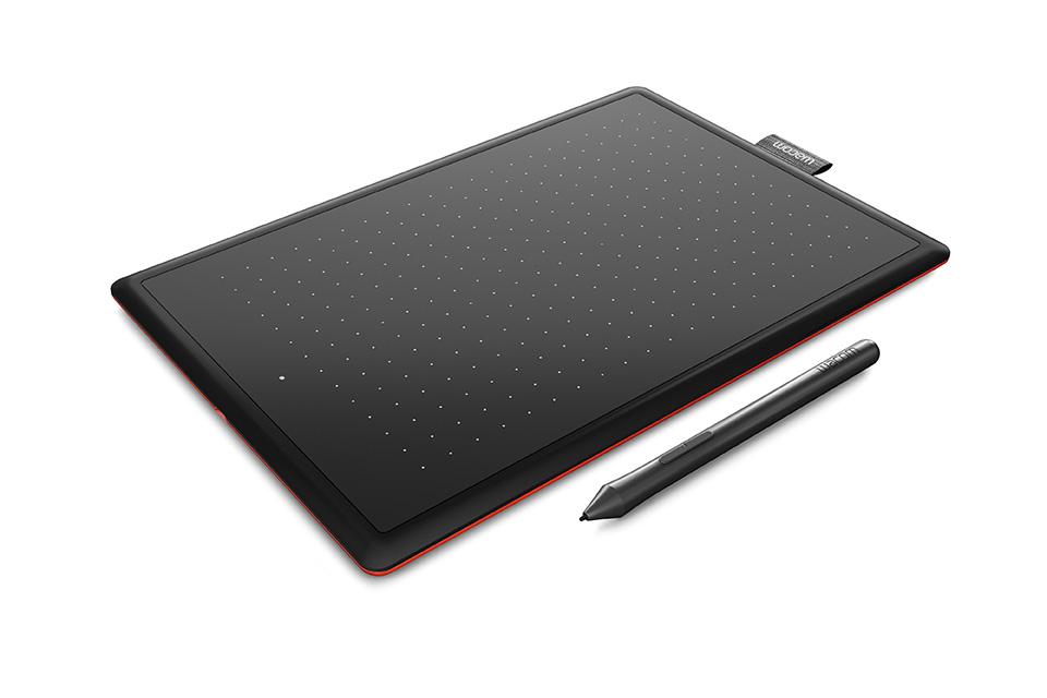 все цены на Графический планшет Wacom One by 2 Medium CTL-672-S онлайн