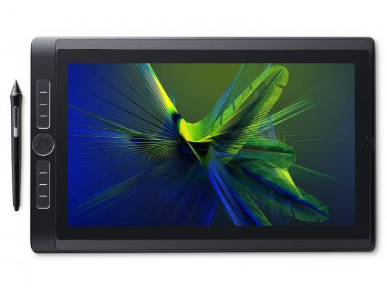 Графический планшет Wacom Mobile Studio Pro 16 256Gb DTH-W1620M-RU планшет wacom intuos comic pen