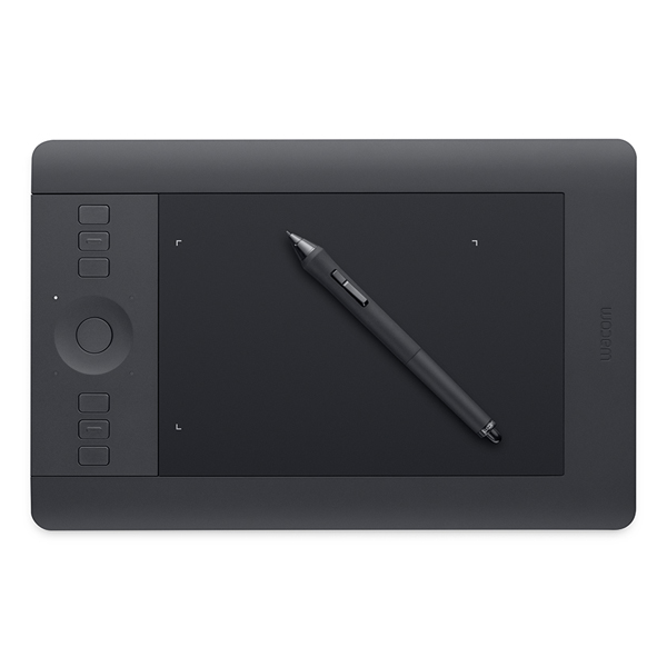 Графический планшет Wacom Intuos Pro Small PTH-451-RU-PL + Coral Painter 2016