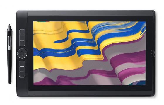 Графический планшет Wacom Mobile Studio Pro 13 64Gb DTH-W1320T-RU планшет